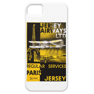 Jersey Airways iPhone 5 Covers