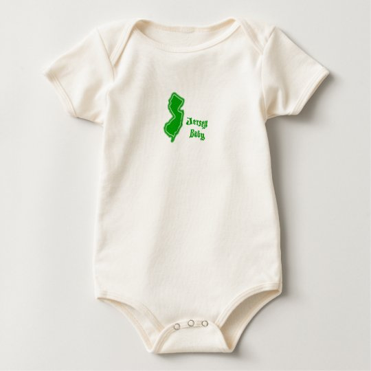 Jersey Baby Baby Bodysuit