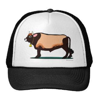 Jersey Bull Trucker Hat
