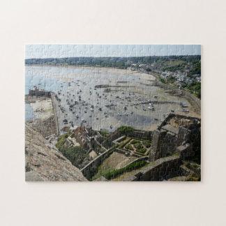Jersey Castle Jigsaw Puzzle