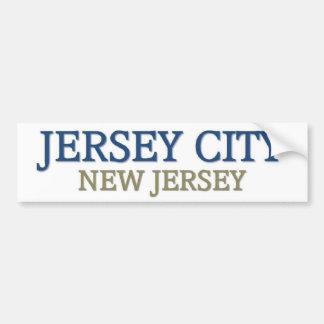 Jersey City Bumper Sticker