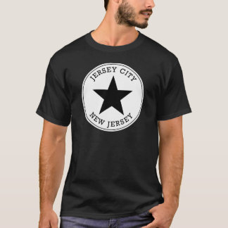 Jersey City New Jersey T Shirt