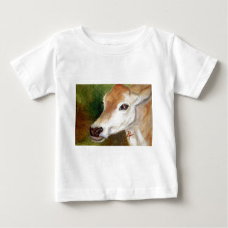 Jersey Cow aceo Infant Tshirt