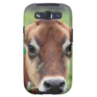 Jersey Cow Galaxy SIII Cover