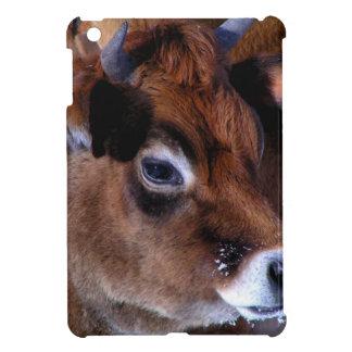 Jersey cow iPad mini case