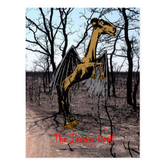 Jersey Devil Postcards