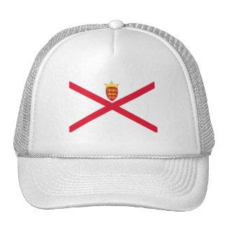 Jersey Flag Trucker Hat