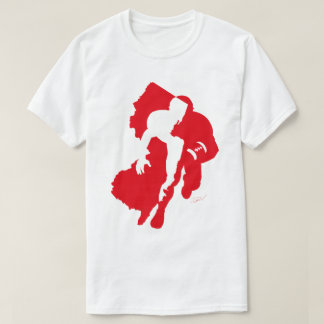 JERSEY FOOTBALL by Jesse Lebon T-Shirt