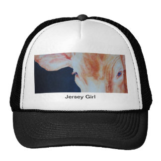 Jersey Girl by Janet Means Belich, Hats