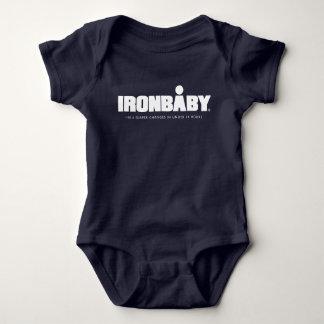 Jersey Iron Baby Bodysuit