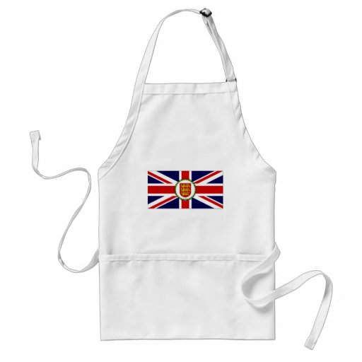 Jersey Lieutenant Governor Flag Apron