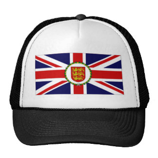 Jersey Lieutenant Governor Flag Mesh Hat