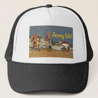 Jersey Life Trucker Hat