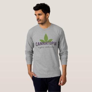 Jersey Men's Cannatopia Logo Tee