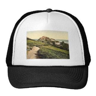 Jersey, Mont Orgueil Castle, Channel Island, Engla Mesh Hats