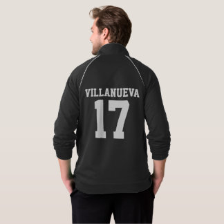 Jersey Number Jacket