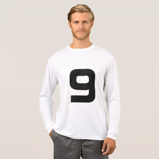Jersey Number T-Shirt