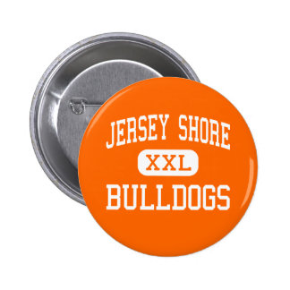 Jersey Shore - Bulldogs - Senior - Jersey Shore Pin