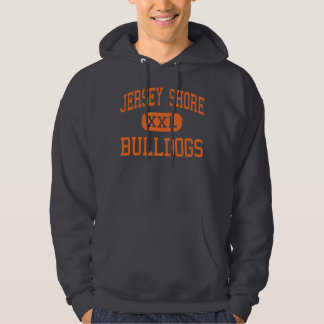 Jersey Shore - Bulldogs - Senior - Jersey Shore Hooded Sweatshirts