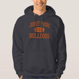 Jersey Shore - Bulldogs - Senior - Jersey Shore Hoodie