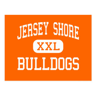 Jersey Shore - Bulldogs - Senior - Jersey Shore Postcard