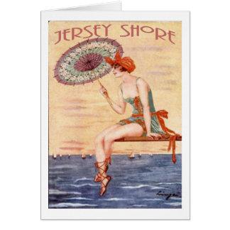 Jersey Shore Card