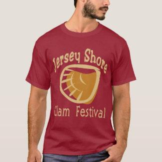 Jersey Shore Clam Festival 2 T-Shirt