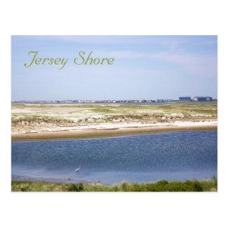 Jersey Shore Point Postcard