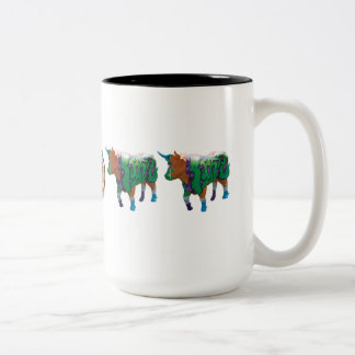 """Jersey Strong (as an Ox)"" 15 oz mug"