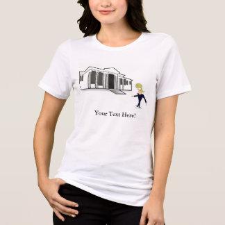 Jersey T-Shirt TRUMP'S WHITE HOUSE VIRGIN VISIT