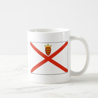 Jersey (UK) Flag Coffee Mug