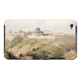 Jerusalem, April 9th 1839, plate 16 from Volume I Barely There iPod Cover