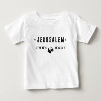 Jerusalem Baby T-Shirt