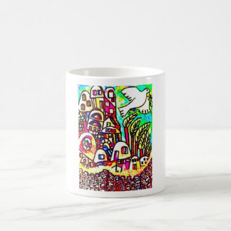 Jerusalem by Sandra Silberzweig Coffee Mug