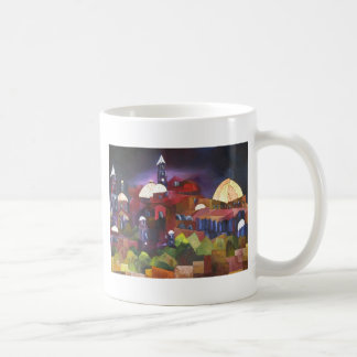 Jerusalem Coffee Mug