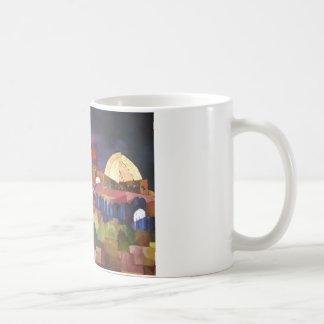 Jerusalem Coffee Mug