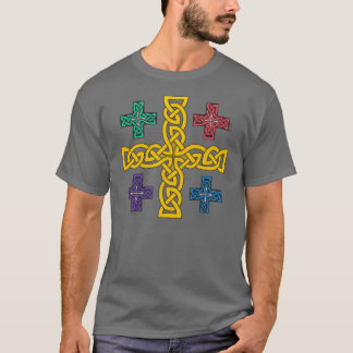 Jerusalem Cross shirt