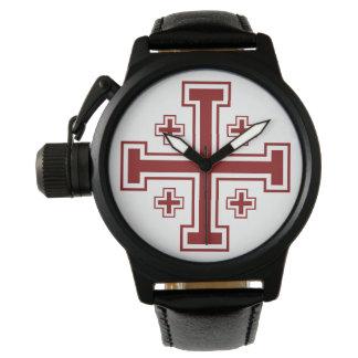 Jerusalem Cross Watch