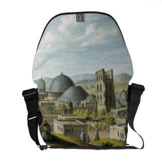 Jerusalem from the West, pub. by William Watts, 18 Messenger Bag