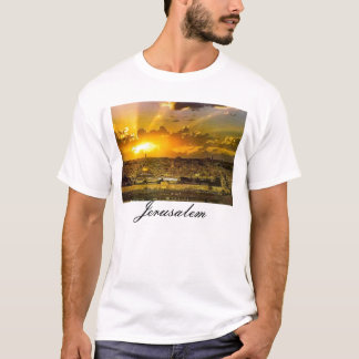 Jerusalem Graphic T-shirt
