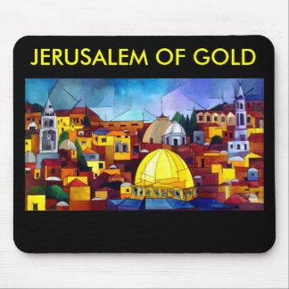 JERUSALEM HEART MOUSE PAD