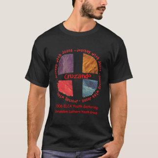 Jerusalem Luithern Cruzando T-Shirt (black)