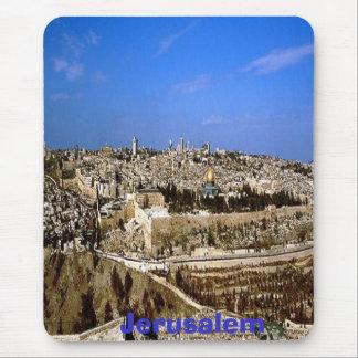 Jerusalem, mousepad