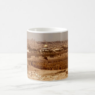 Jerusalem of Gold Coffee Mug