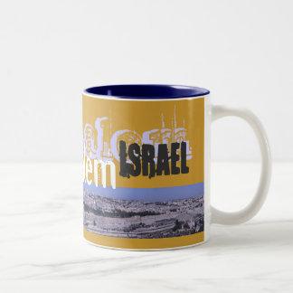 Jerusalem Panorama Coffee Mug