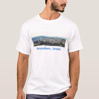 Jerusalem panoramic shirt