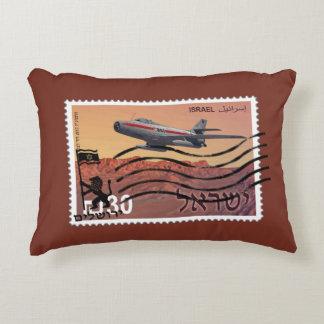 Jerusalem Reunification 50th Anniversary Decorative Pillow