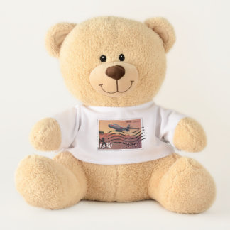 Jerusalem Reunification 50th Anniversary Teddy Bear