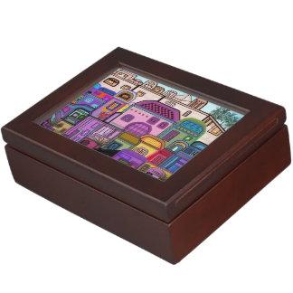 Jerusalem Tapestry Keepsake Box