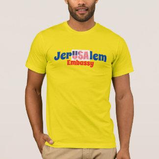 Jerusalem USA Embassy T-Shirt